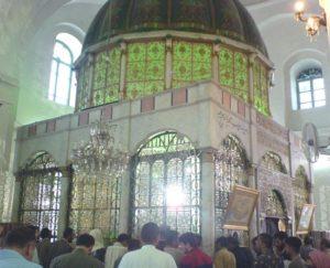 Halid Bin Velid'in Türbesi